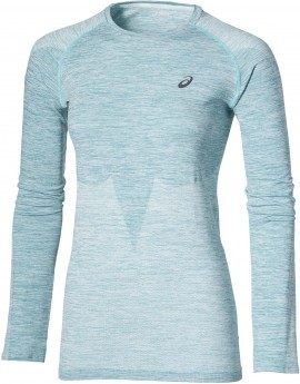 Asics Seamless Long Sleeve 8148 Blue