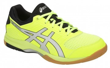 Asics Gel-Rocket 8 Flash Yellow Silver