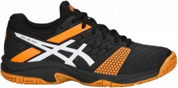 Asics Gel-Blast 7 GS Black White