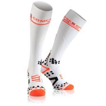 Compressport FullSocks V2.1 White