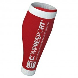 Compressport Calf R2 V2 RED