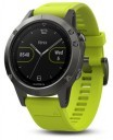 Garmin Fenix 5 HRM Elevate Slate Gray / Yellow Band