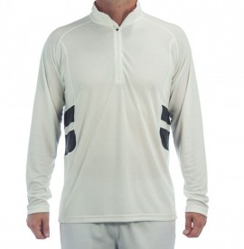 Harrow Razor Half-Zip White