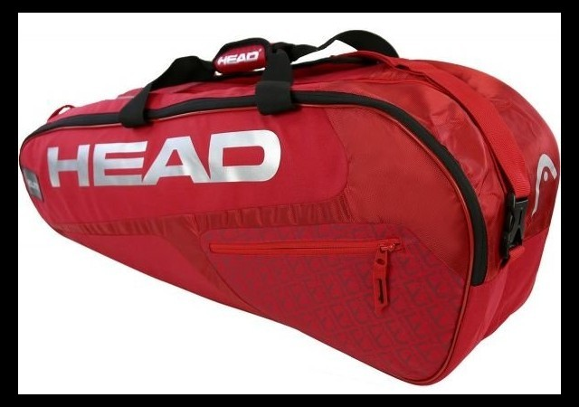 Head Elite 6R Combi Red