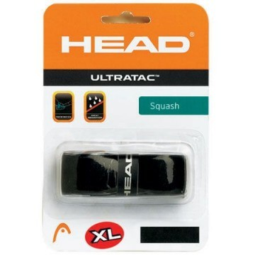 Head UltraTac Squash Czarna
