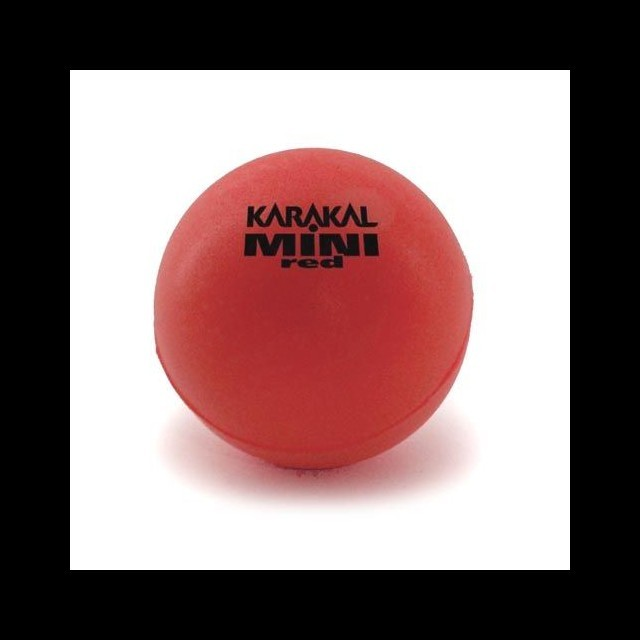 Karakal Piłka Mini Red Ball