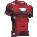 Under Armour Iron Man Suit SS