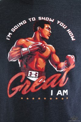 Under Armour Muhammad Ali How Great I Am