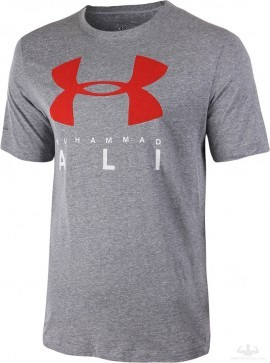 Under Armour Ali Sportstle Stack Tee