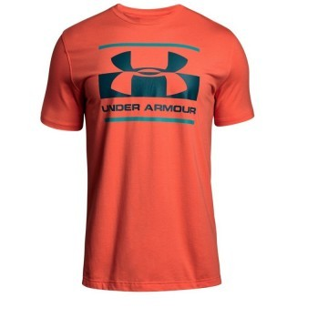 Under Armour Blocked Sportstle Logo Orange