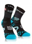 odzież kompresyjna Compressport PR Socks V2.1 Run HI Black/Blue