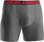 "Under Armour O Series 6"" Boxerjock Grey"
