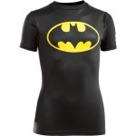Under Armour Kids UA Alter Ego Fitted Shirt Batman