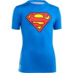 Under Armour Kids UA Alter Ego Fitted Shirt Superman