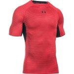 Under Armour HeatGear Printed Red