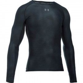 Heatgear Armour Printed Longsleeve Compression Shirt