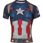 Under Armour Capitan America Compression