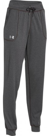 Under Armour Tech Pant Solid Dark Grey