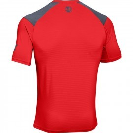 Under Armour UA Scope Ventilated SS T Red