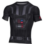 Under VADER FULL SUIT COMP SS BLK/RED