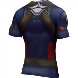 Under Armour CAPTAIN AMERICA COMPRESSION SHORTSLEE
