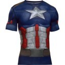 Under Armour Capitan America Compression Shortslee