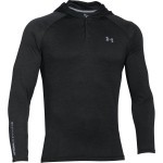 Under Armour Tech Popover Henley Black