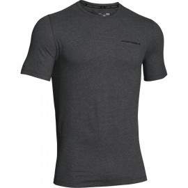 Under Armour  Charged Cotton SS Grey