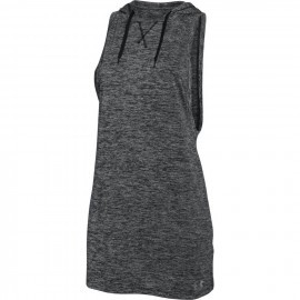 Under Armour Tech Hooded Tunic Twist Grey