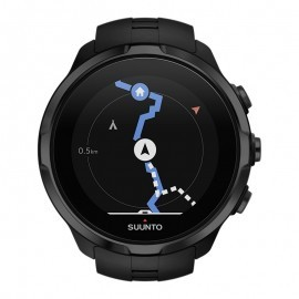 Suunto Spartan Sport Wrist HR All Black - Tester