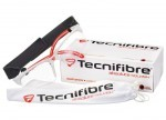 Tecnifibre Protection Glasses Białe okulary do squasha