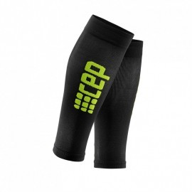 CEP pro+ ultralight calf sleeves Czarny/Zielony